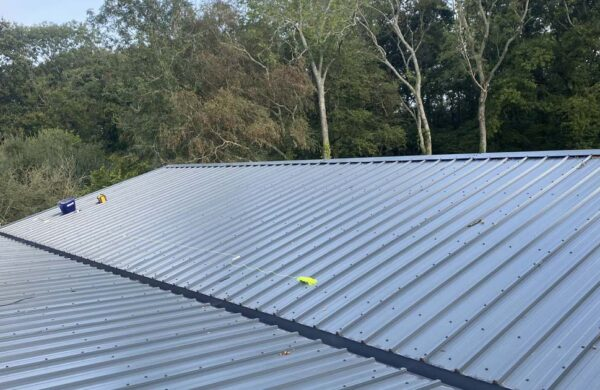 Roof Before solar pv install by island renewables